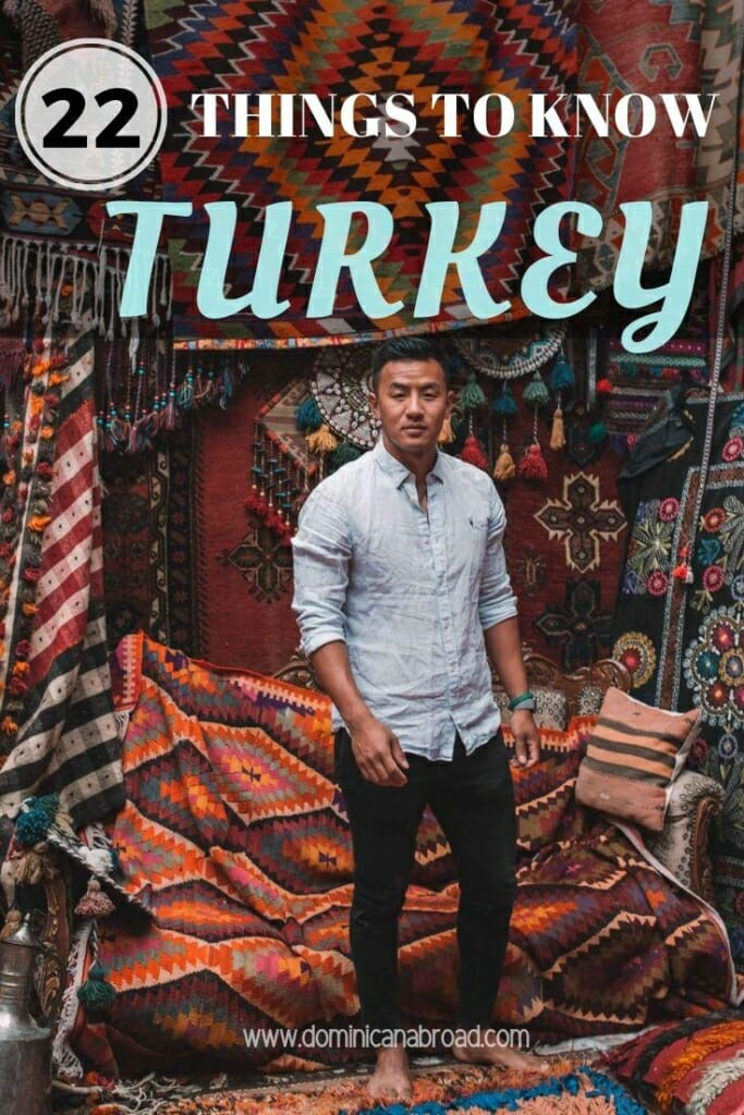 turkey travel guide first time