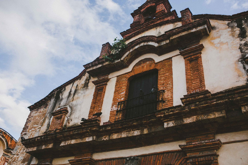 Some of the historic architecture you'll find in Santo Domingo's zona colonial