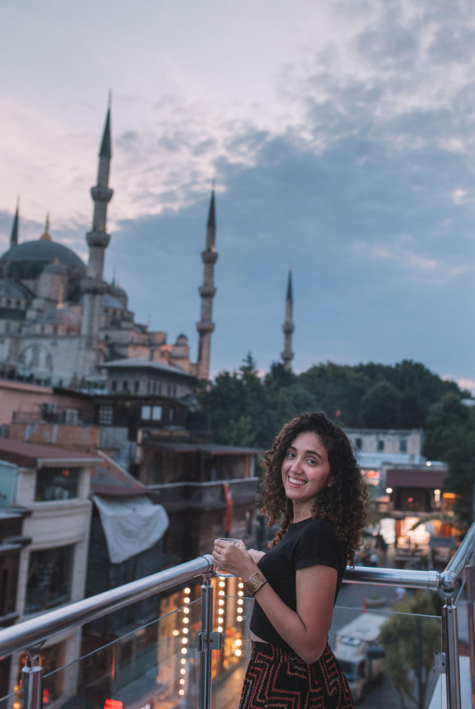 best rooftops istanbul