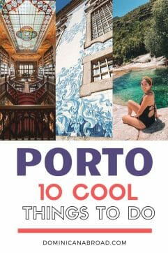 unique things to do in porto