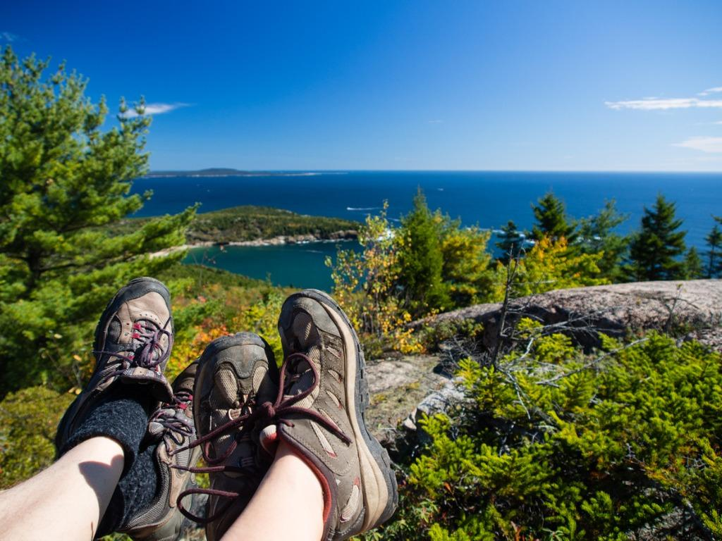 packing for acadia national park